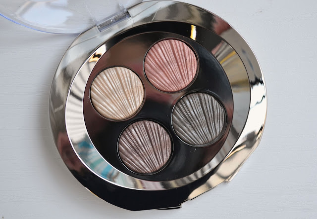 Mary Kay Pure Dimensions Eyeshadow Palette in Moroccan Dunes Swatches Review