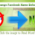 How To Change Facebook Name Before 60 Days 2015-By Mubshar KashmiRi