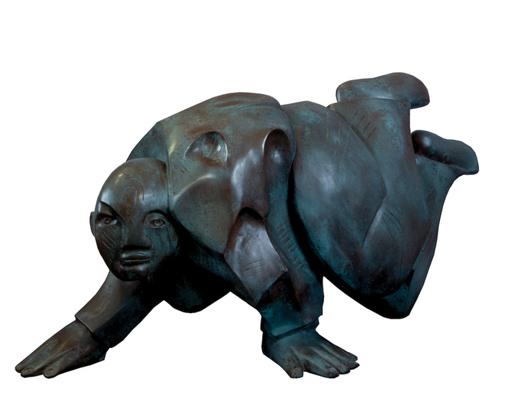 Escultura de José Luis Cuevas