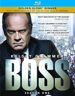 Boss – Temporada 1 [2xBD25] *Subtitulada