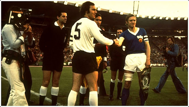 West East Germany World Cup 1974 Franz Beckenbauer