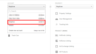 Link Adsense With Google Analytics -2