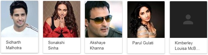 Ittefaq 2017 Star Cast