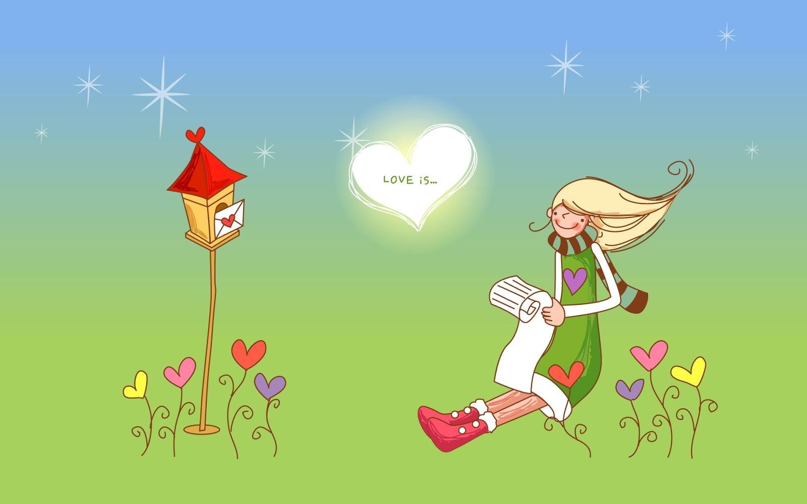 Fondos De Pantalla Animados De San Valentín: Fondos De Pantalla De Amor