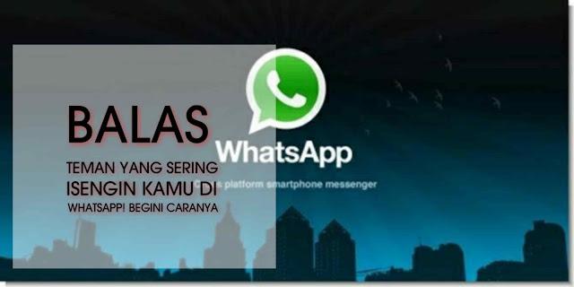Labalabi for WhatsApp - isengin teman kamu dengan aplikasi ini