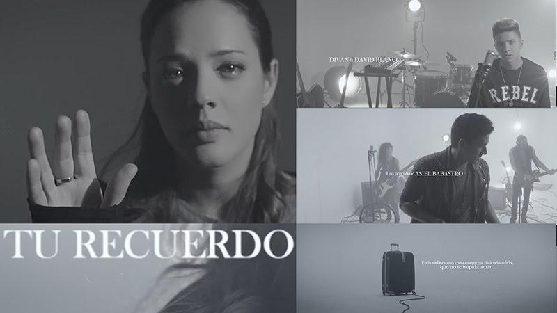 DIVAN & David Blanco - ¨Tu recuerdo¨ - Videoclip - Dirección: Asiel Babastro. Portal Del Vídeo Clip Cubano