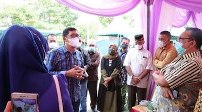 SMAN 1 Pulau Banyak Barat: Vaksin Covic 19 Tuntas Dipulau Terpencil
