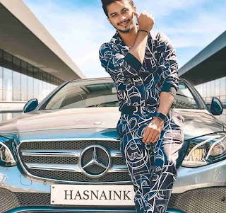 Hasnain khan With Acura