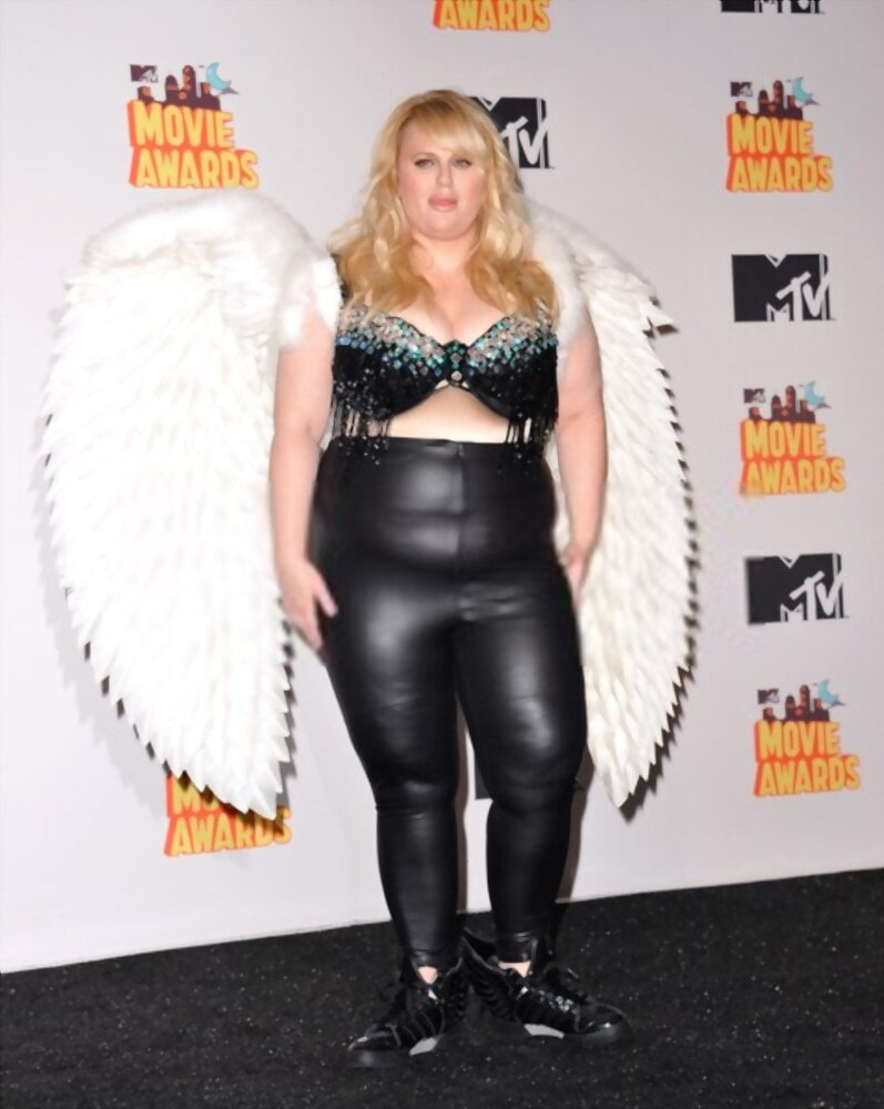 Rebel Wilson Weight Loss 2020 [Before And After Photos]