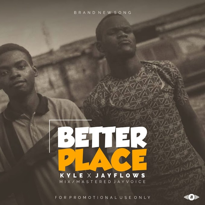 Music: Kyle ft Jayflows - Better Place