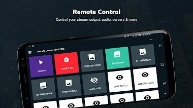 OBS // Controlador web para OBS - websocket