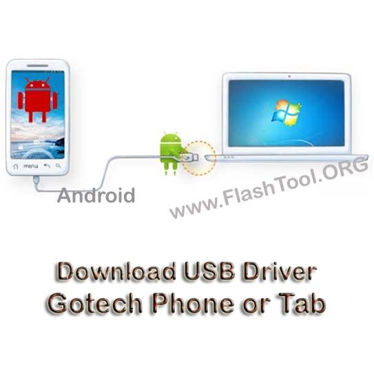 Download Gotech USB Driver