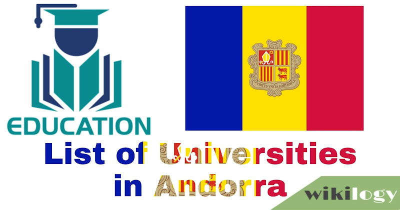 List of Universities in Andorra