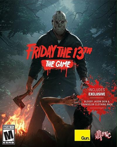 โหลดเกมส์ Friday the 13th: The Game