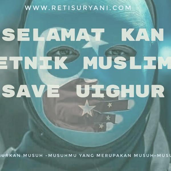Puisi untuk Uighur