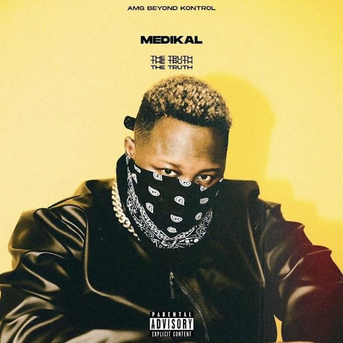 DOWNLOAD MP3: Medikal – Down Low ft. Kelvyn Boy