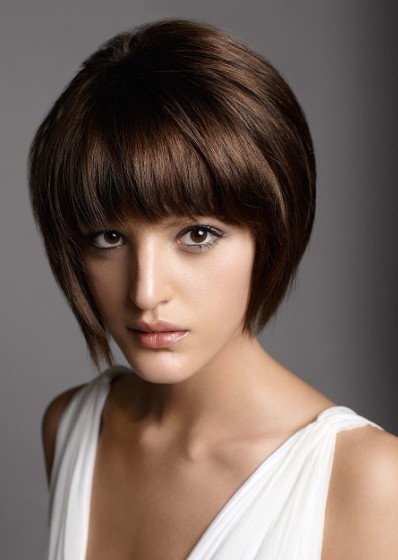 February 2012 Short Hairstyles 2012