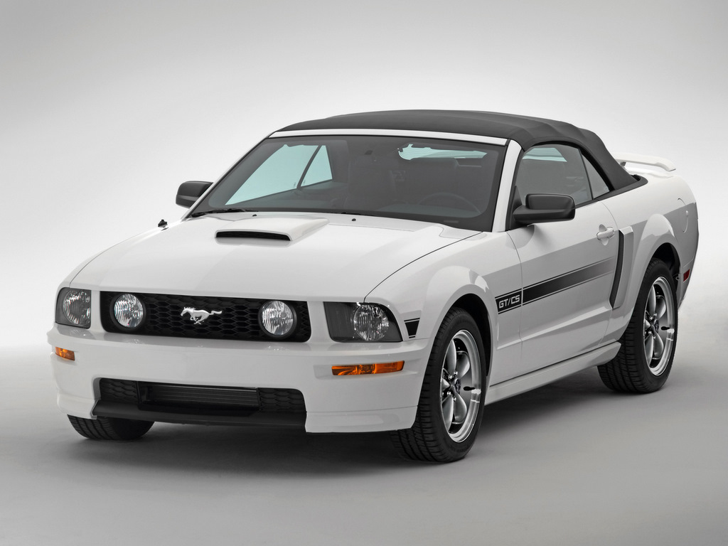 2006 Mustang Bumper >> World Of Cars: Ford gt mustang Images