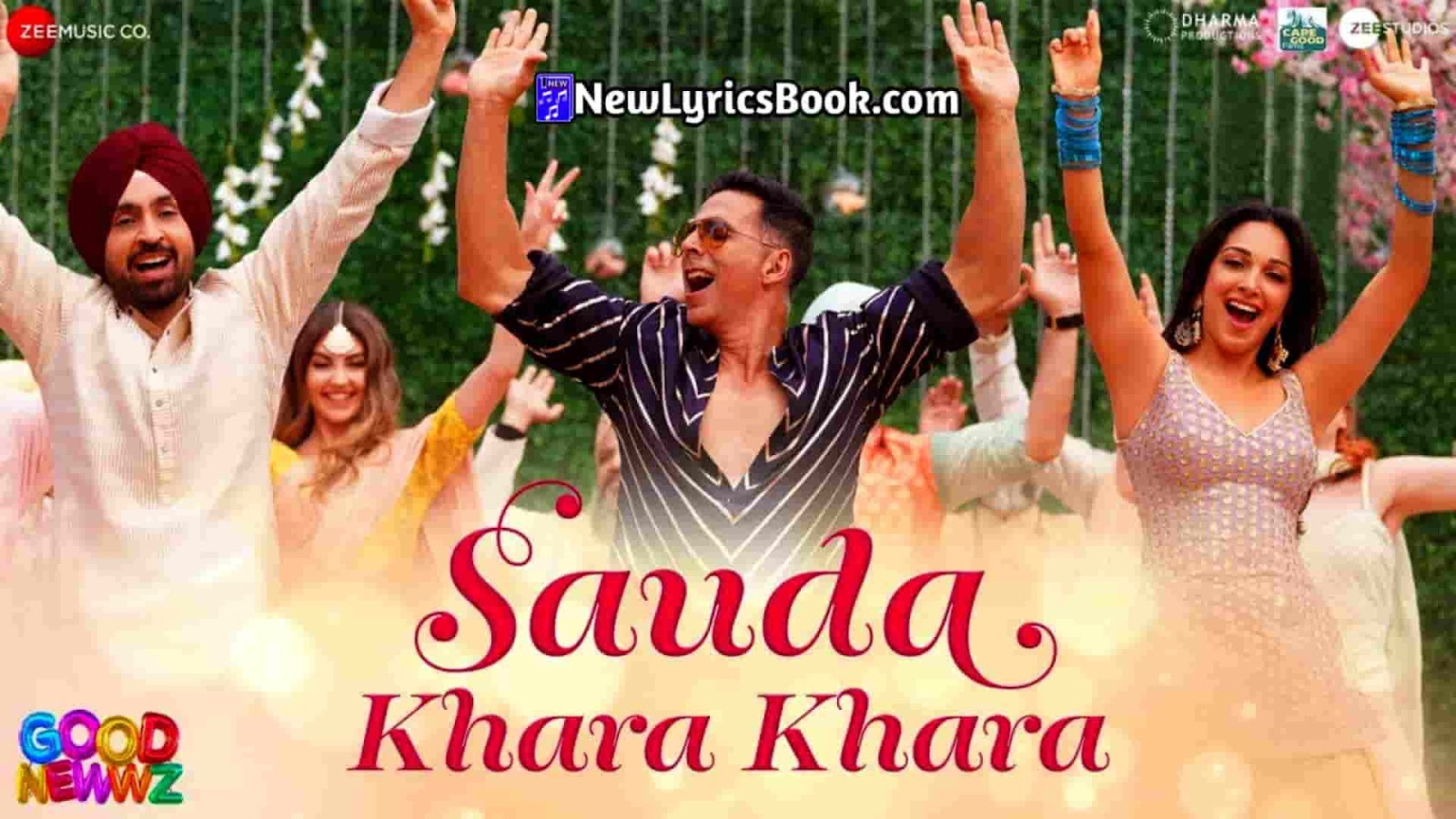 Sauda Khara Khara Song Lyrics