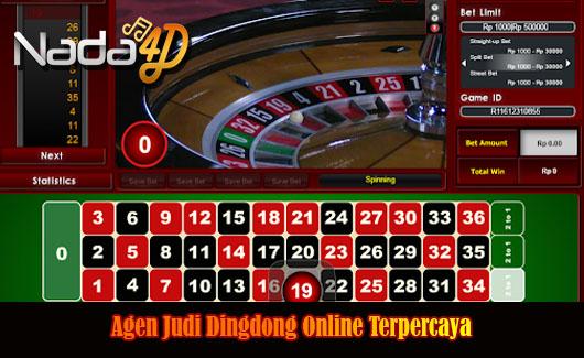 Agen Judi Dingdong Online Terpercaya