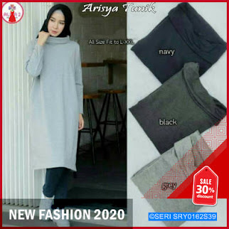 SRY0162S39 Tunik Arisya Turtleneck BMGShop