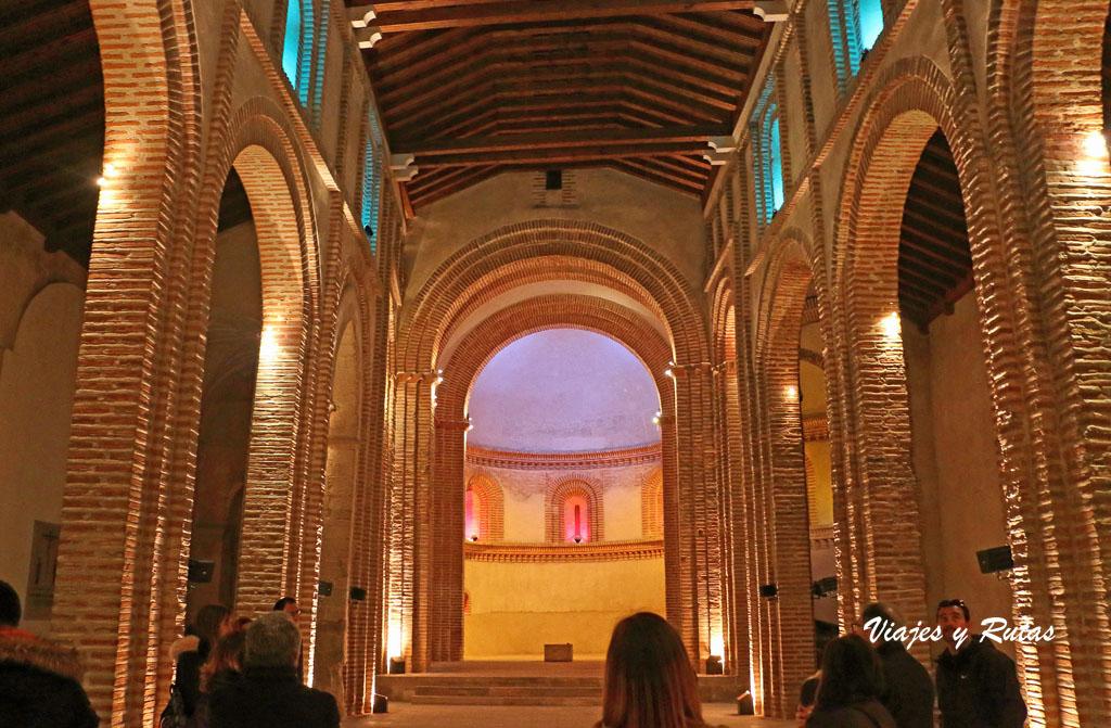 Interior de la Iglesia de San Martín, Cuéllar