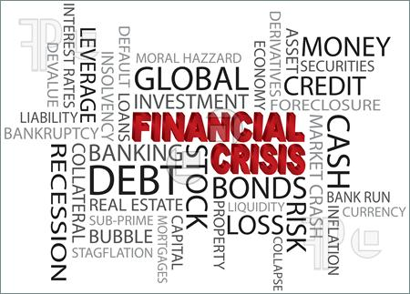 Know financial & Credit Crisis visually