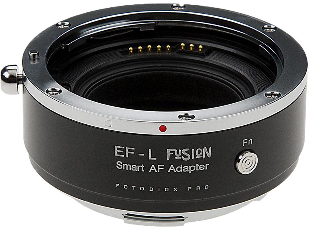 Адаптер Fotodiox EF-L Fusion Smart AF