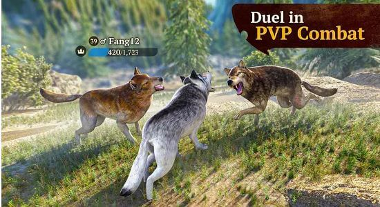 The Wolf MOD APK for Android IOS Download