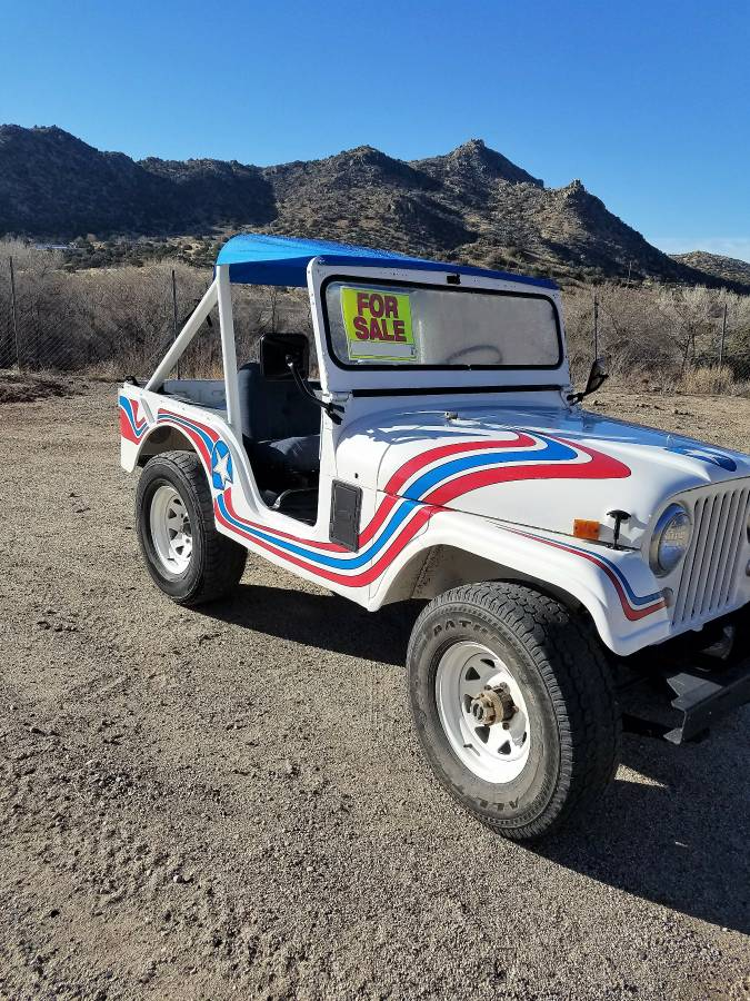 Then This Is The Jeep For You. Find This 1967 Jeep CJ 5 Offered For $2800  In Albuquerque, NM Via Craigslist. Tip From Clark.