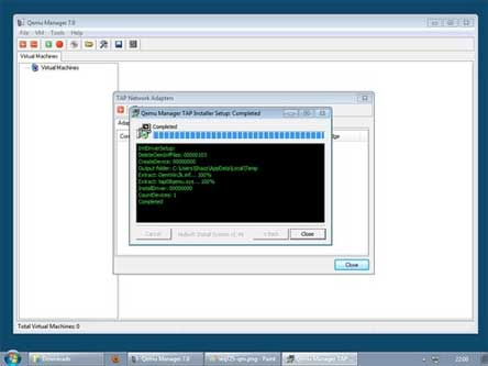 Steps for Creating a Virtual Machine with Qemu   ateng go blog