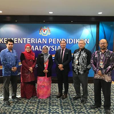 Rezeki Kongsi Amalan PLC Dengan Pengarah Seluruh Malaysia