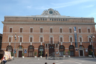 Jesi's Teatro Pergolesi was named in honour of the composer
