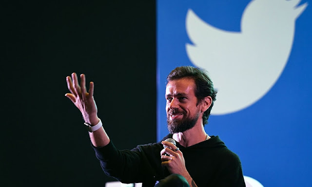 Twitter CEO Jack Dorsey's account was hacked