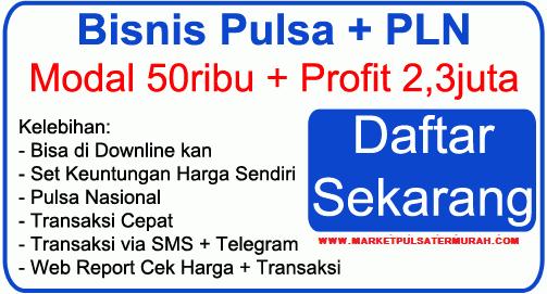 Modal Bisnis Pulsa All Operator dan Tipsnya