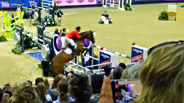 FEI World Cup Showjumping Finals - Maclain Ward