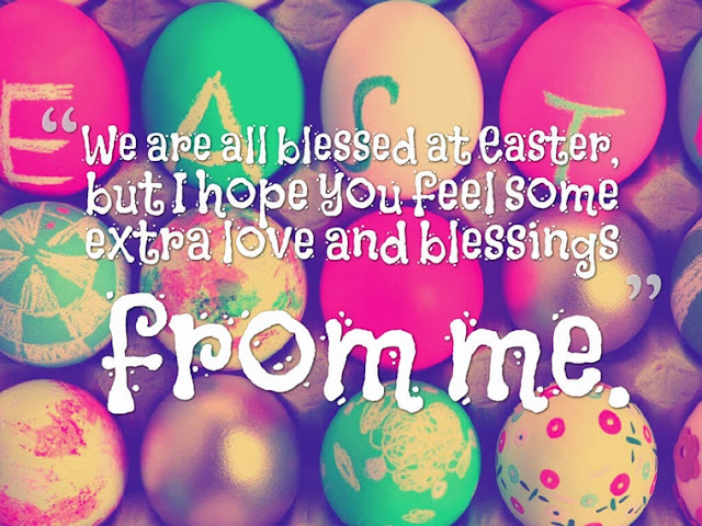 Best Happy Easter 2017 Wishes To Your Family Friends