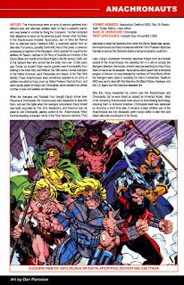 Anacronautas Marvel