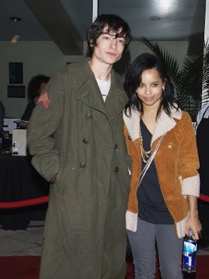 Sober In The Cauldron: Couple Stalking:Ezra Miller and Zoe ...