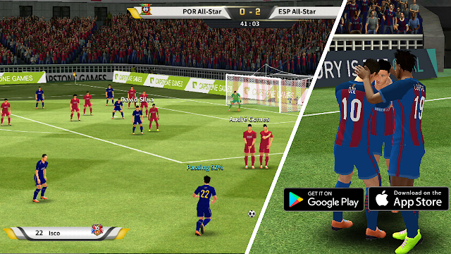 Champions Manager Mobasaka New Football Game For Android/iOS 450 MB HD Graphics