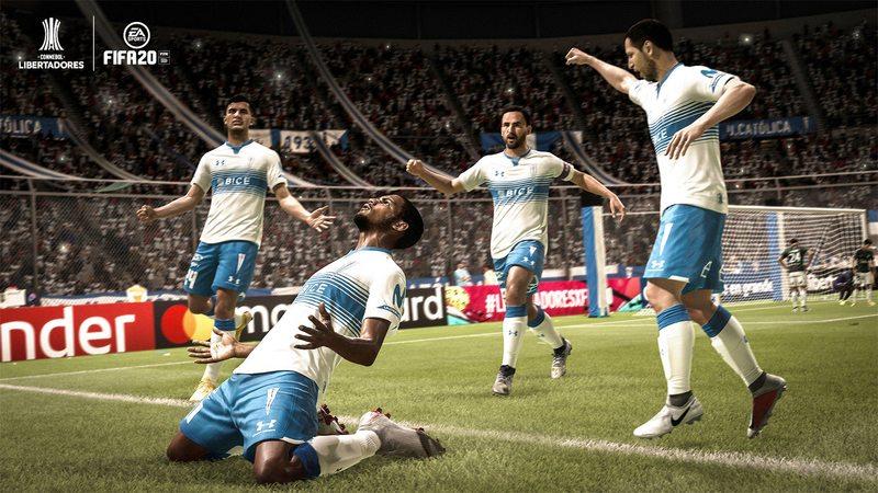 Cambio en el FIFA 20