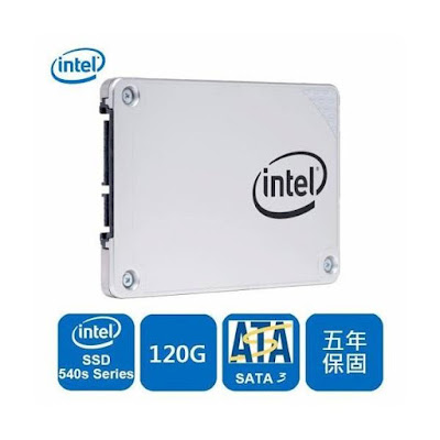 Disco Solido SSD Intel