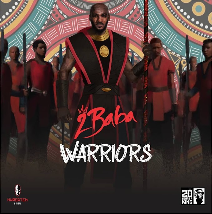 2BABA FEATURING BURNA BOY ON HIS LATEST SINGLE 'WE MUST GROOVE'