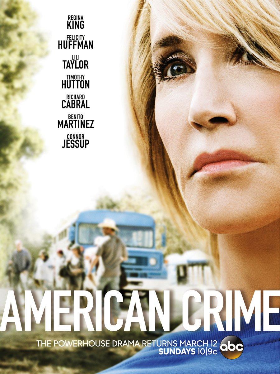 American crime temporada 3 españa estreno