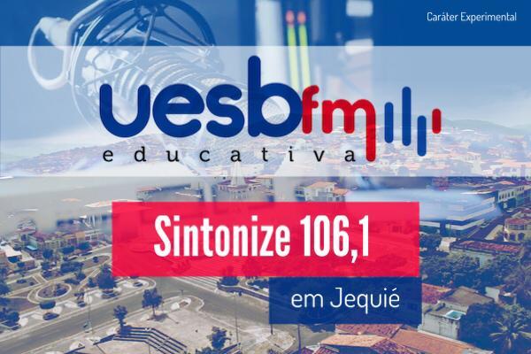 Uesb FM chega à cidade de Jequié