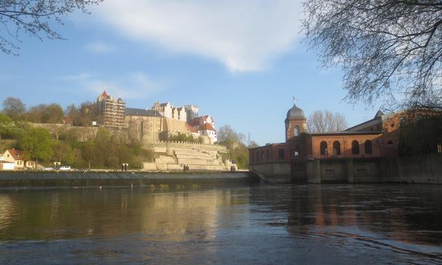 Stadtansicht Bernburg (Saale)