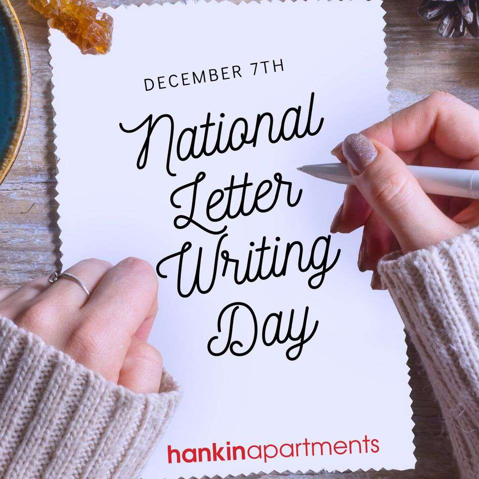 National Letter Writing Day Wishes Sweet Images