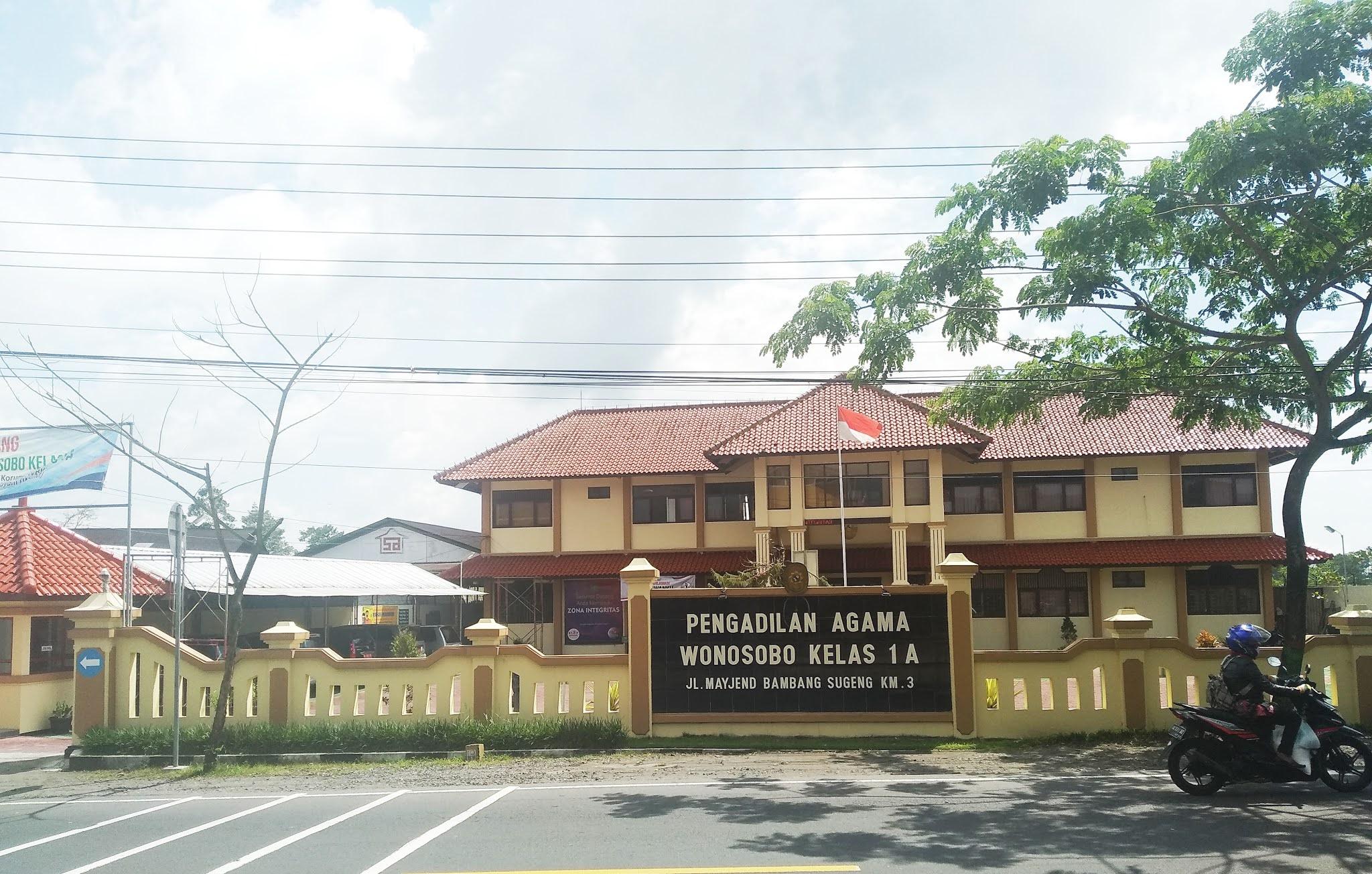 Angka Perceraian Di Wonosobo Menurun Hampir 50 Persen