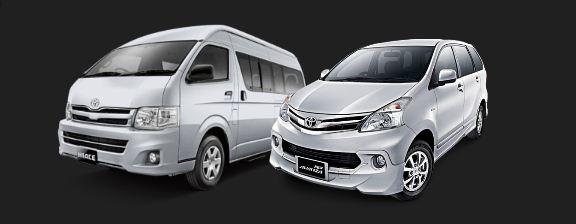 Daftar Harga Rental Mobil Bandung