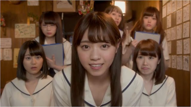 Hatsumori Bemars Episode 2 Sub Indo (Nogizaka46)